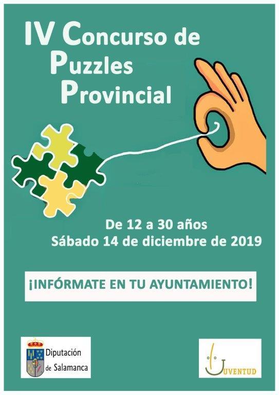 IV Concurso de Puzzles de la Diputación